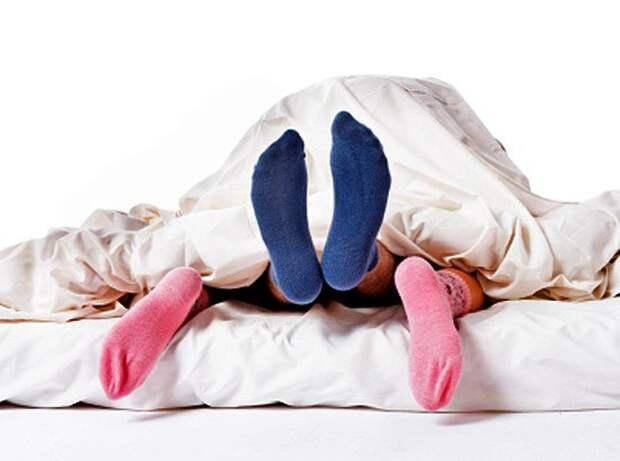 Держи голову в холоде, а ноги в тепле!