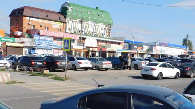 Торговцы сзаблокированных рынков в Ростовской области нехотят наВерхний Темерник