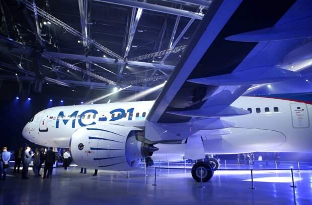 Российские авиаконструкторы преодолели санкции США