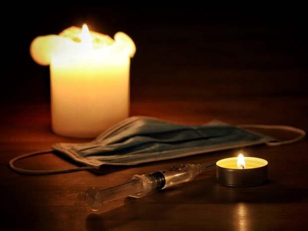 Почти четыре десятка петербуржцев умерли от COVID-19 за сутки