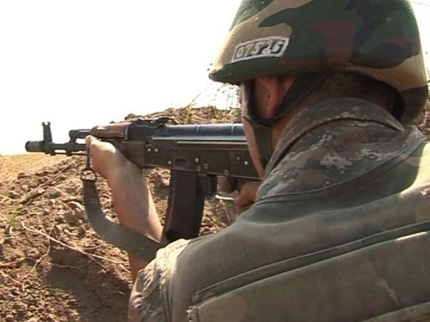 Минобороны НКР опровергло информацию о гибели азербайджанского военного