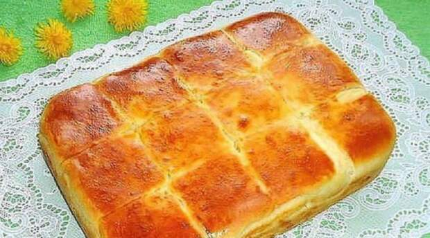 ИЗУМИТЕЛЬНЫЙ пирог с сыром, который готова печь каждый день