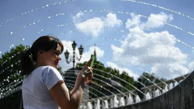 Синоптики прогнозируют рекордную за 124 года жару в Москве