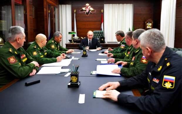 На Запад: Москва выбирает направление контрудара
