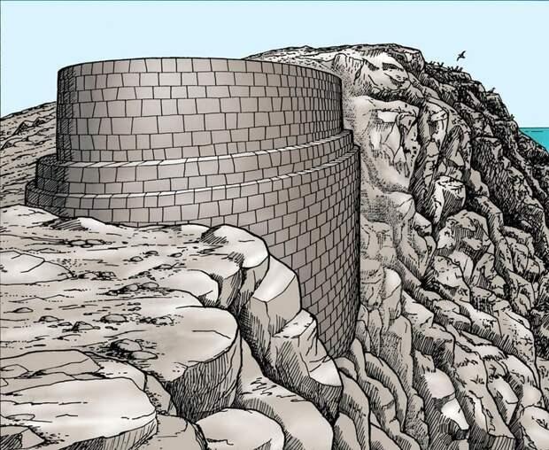 Изображение взято со страницы:  https://www.facebook.com/Just-Another-Ancient-Rocks-107595710936157/
