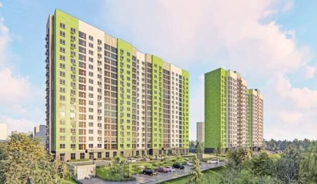 Жилой дом по программе реновации введут в эксплуатацию в этом году в районе Северное Тушино