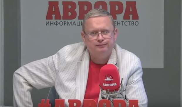 Михаил Делягин: «Нормальные люди должны помнить - Лукашенко нам не друг »