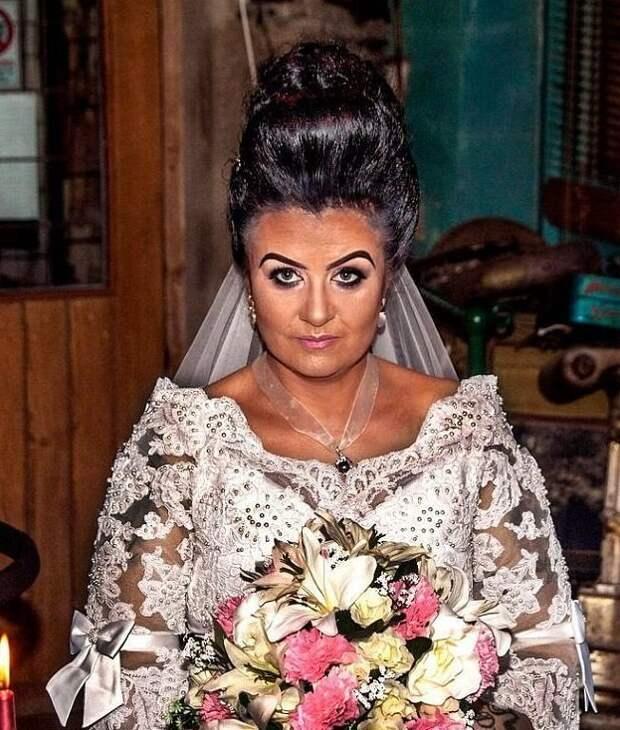 """Ирландка вышла замуж за призрака Джека Воробья: """"Духовный секс лучше физического"""" в мире, джек воробей, ирландка, история, люди, невеста, свадьба"""