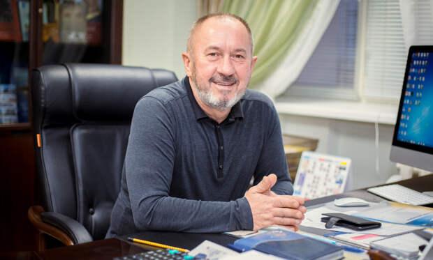 Скончался генеральный директор «Архангельского тралового флота» Алексей Заплатин