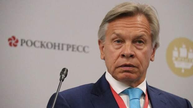 Пушков пристыдил Чубайса за слова о ненависти к советской власти