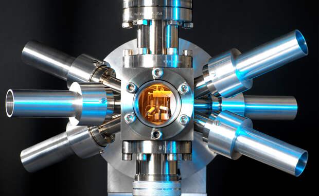 Как работают атомные часы