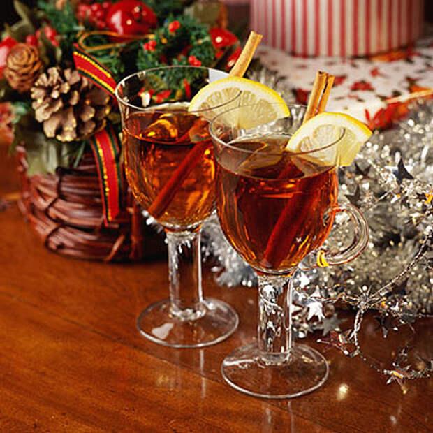 30 новогодних рецептов глинтвейна