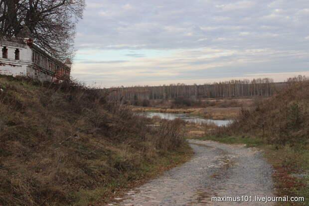 Кидекша - крепость Юрия Долгорукого