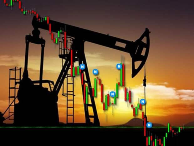 Цены на нефть снижаются, но Brent остается выше $71 за баррель