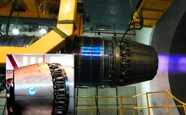 Фуллереновая мембрана не спасла китайские авиадвигатели WS-15