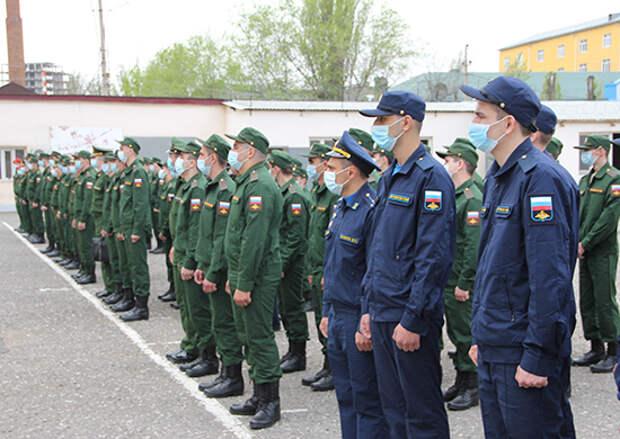 Республиканский сборный пункт в Дагестане отправит в войска более 10 команд призывников из соседних республик Северного Кавказа