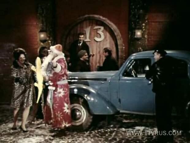 """""""Кабачок 13 стульев"""". Новогодняя программа (1969)"""