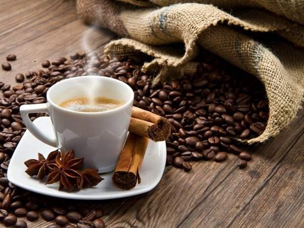 Кофе - мочегонный