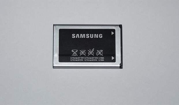 Дополнительный аккумулятор для телефона.