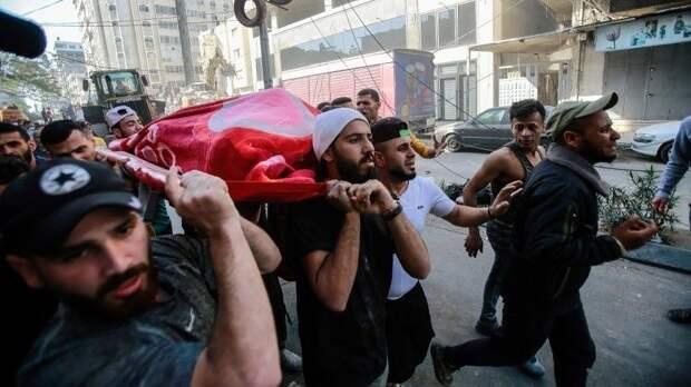 Власти Сектора Газа обвинили Израиль вприменении фосфорных бомб
