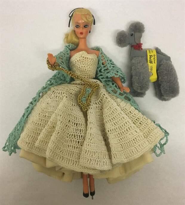9 фото куклы для взрослых Лилли Бильд, которая стала прообразом Барби