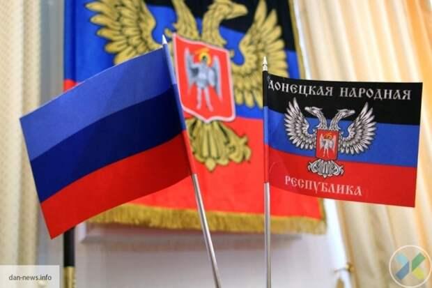 Киев настаивает на отстранении официальных представителей ЛДНР из переговоров по Донбассу