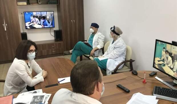 ВТюменской области спомощью санавиации доставили вбольницы 70 человек