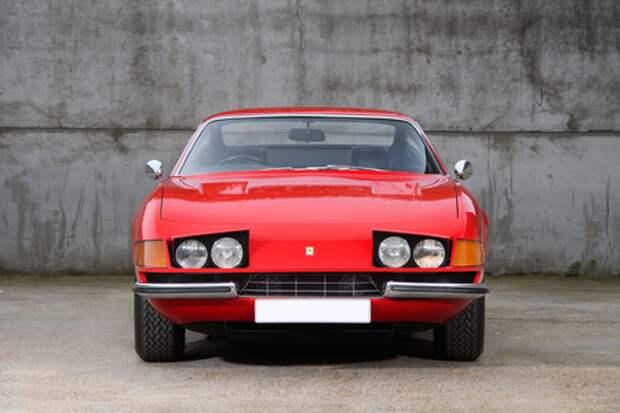 Ferrari Элтона Джона оценили в 750 тысяч долларов