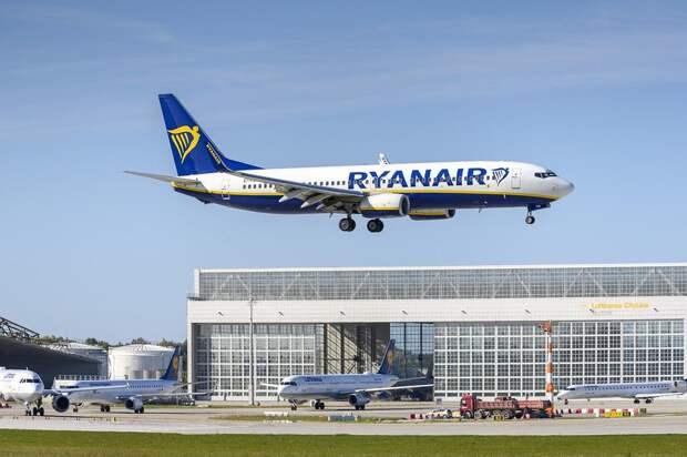«Дайте альтернативу»: Минск раскрыл разговор пилота Ryanair сдиспетчером