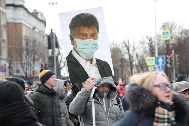 Как либералы из смерти Немцова сделали политический инструмент