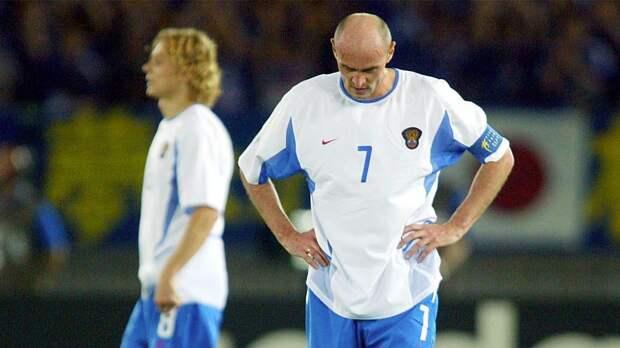 Онопко рассказал, почему играл за сборную России, а не Украины. Он родился в Луганске