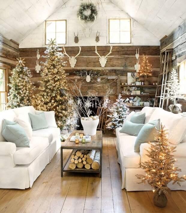 Чтобы новый год 2016 принес в вашу семью только удачу и радость, надо правильно украсить дом для встречи нового года