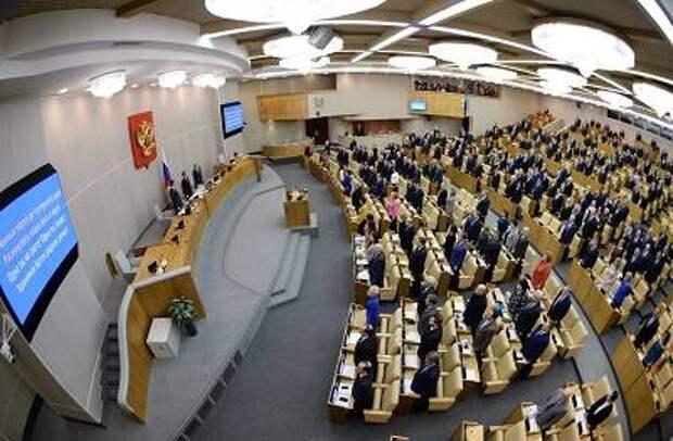 В Госдуме сравнили закон об Интернете с военным инструментом
