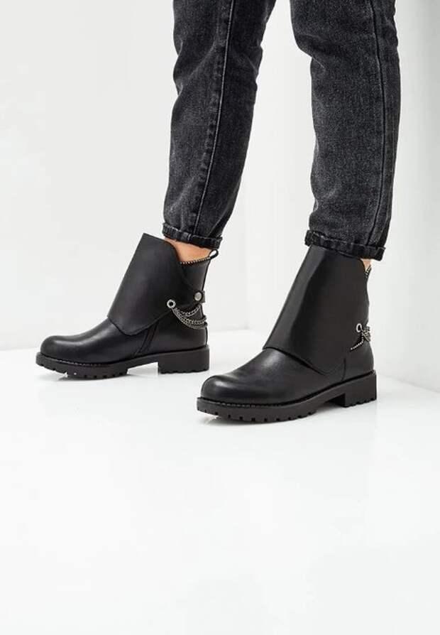 Ботинки, Vivian Royal, 4 299руб. (Lamoda)