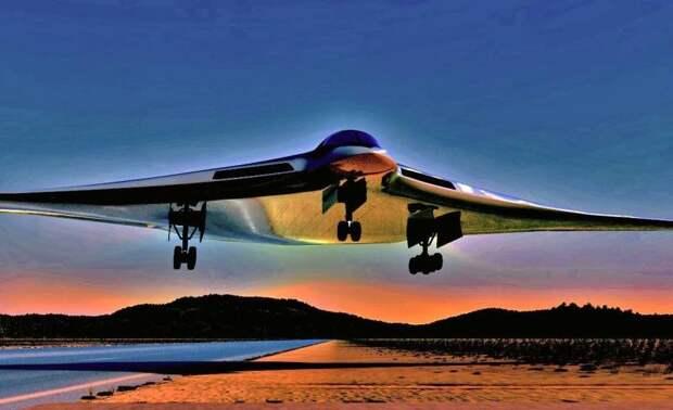 В ОАК сообщили о начале строительства перспективного бомбардировщика ПАК ДА