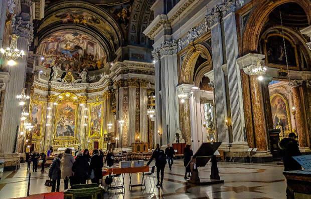 Церковь Санта-Мария-ин-Валичелла/фото: theplacement.ru