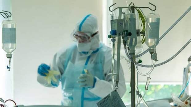 Индийские медики предупредили о молниеносной заразности нового штамма COVID