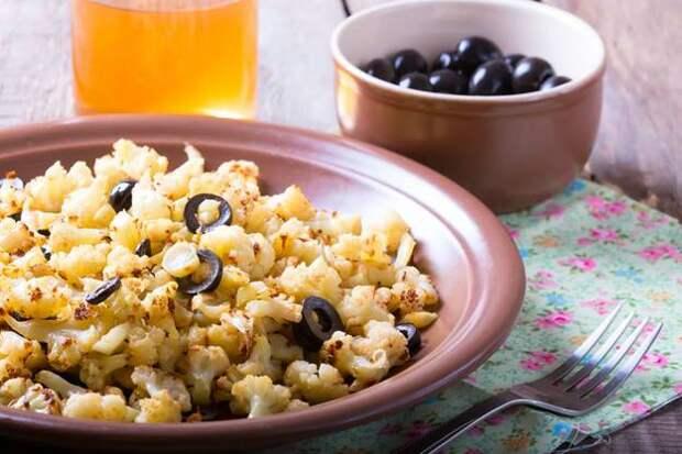 ВЕГЕТАРИАНСКИЕ РЕЦЕПТЫ. Как вкусно приготовить цветную капусту