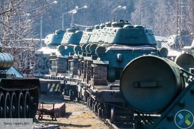 Т-64 останется основным боевым танком украинских вооруженных сил на ближайшие годы