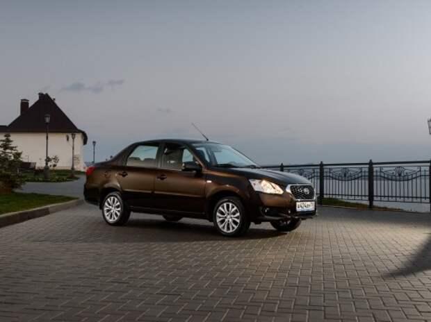 Datsun on-DO в декабре можно купить по программе утилизации