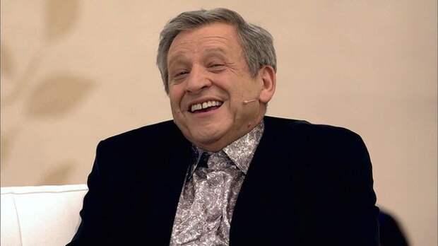 """Борис Грачевский высказался о свадьбе Арзамасовой и Авербуха: """"Надеюсь, он ее не морозит"""""""