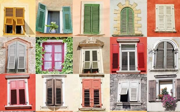 Почему в Европе не прижились пластиковые окна