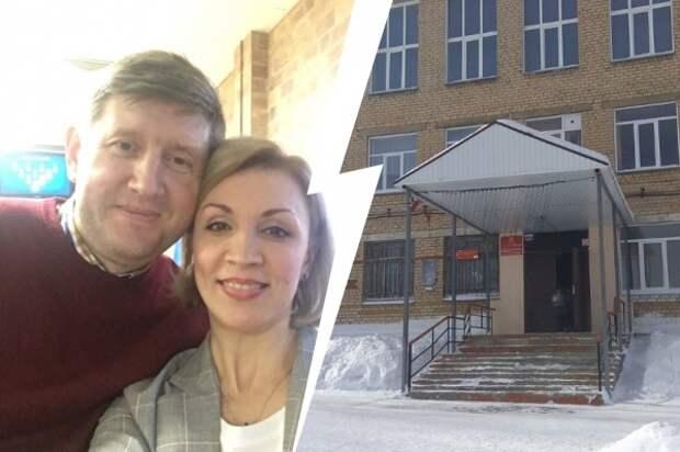 По словам жены Вячеслава Бородина, он жил интересами школы и посвящал себя работе