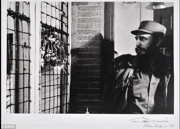 Редкие снимки Фиделя Кастро и Эрнесто Че Гевары. Фотограф Альберто Корда 11