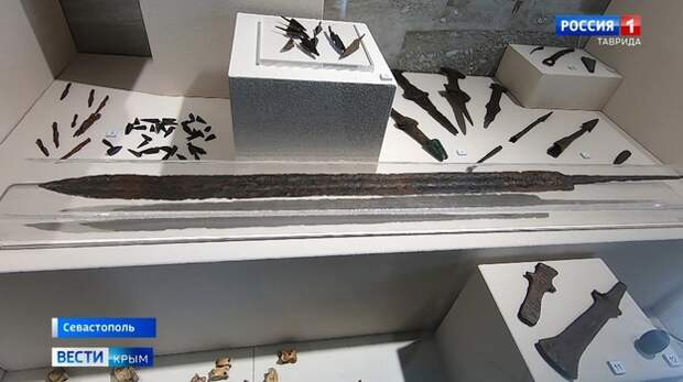 Херсонес Таврический получил более 700 экспонатов позднескифской культуры