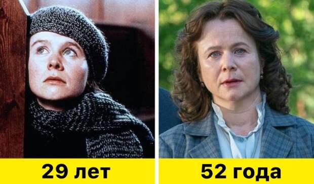 """7. Эмили Уотсон - """"Рассекая волны"""" (1996) и """"Чернобыль"""" (2019)"""