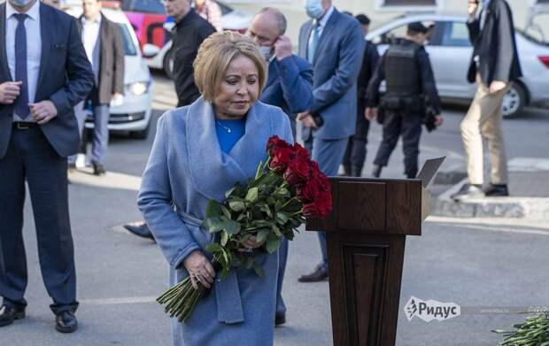 «Случилась страшная беда»: Матвиенко прокомментировала трагедию вКазани