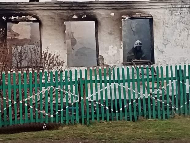Страшные кадры: вОмской области огонь уничтожил половину деревни (ФОТО, ВИДЕО)