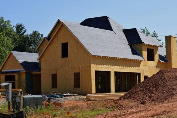 Строить дома в ипотеку россияне смогут уже в этом году