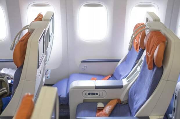 Российские авиакомпании в 2020 году уменьшили перевозки пассажиров на 46%
